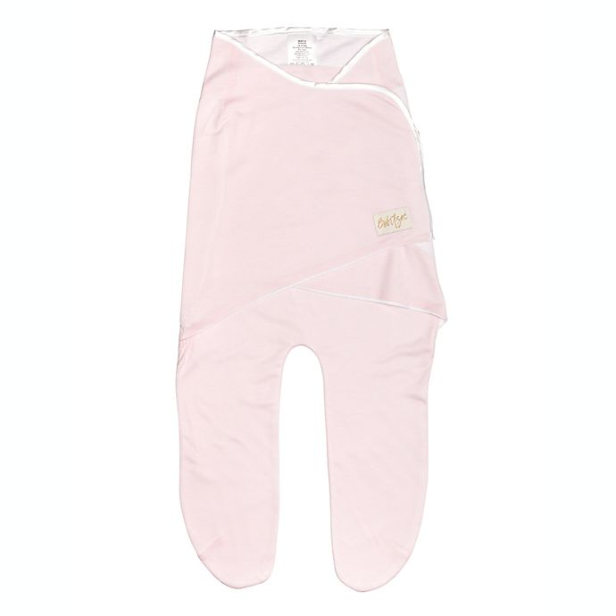 Alternate image 1 for BeBitza® One Size BeSwaddle Wrap in Light Pink