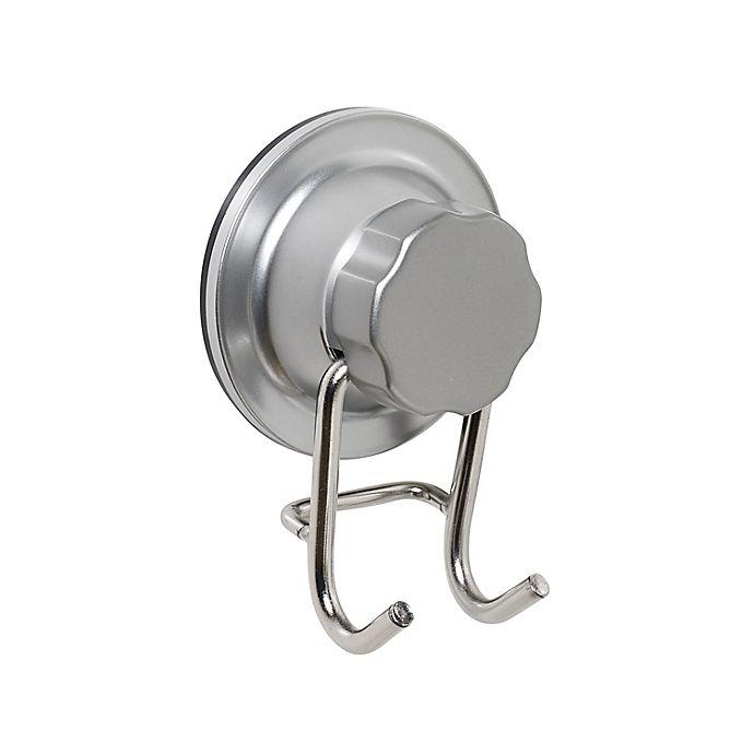 Alternate image 1 for ORG NeverRust® Power Grip Pro™ Stainless Steel Shower Hook