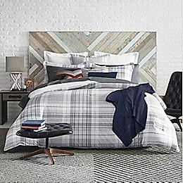 Tommy Hilfiger® Parker Plaid 3-Piece Reversible Comforter Set