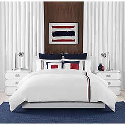 Tommy Hilfiger® Signature Stripe 3-Piece Comforter Set in White