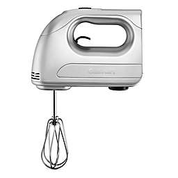 Cuisinart® Power Advantage 7-Speed Hand Mixer with Storage Case in Silver