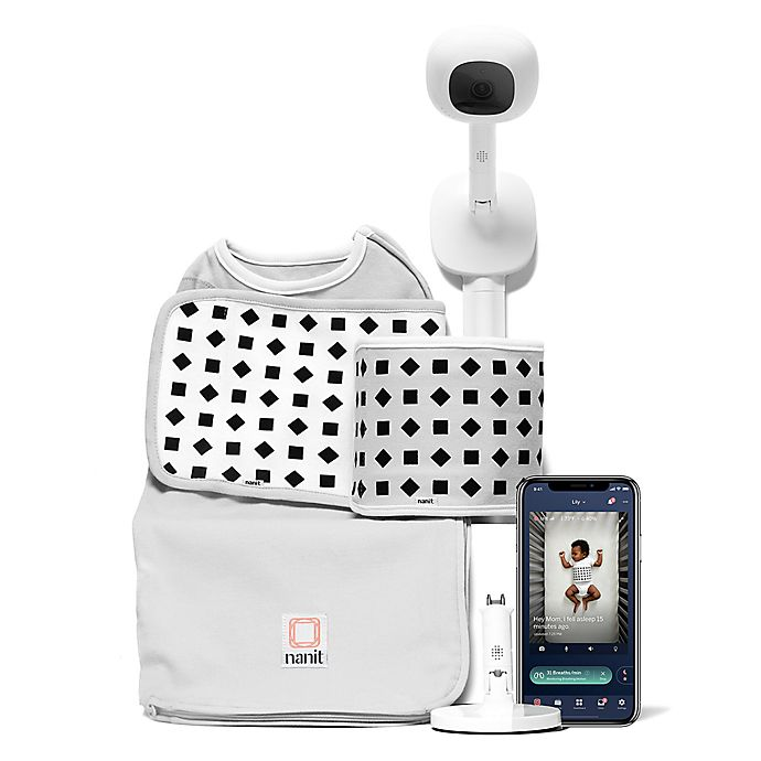Alternate image 1 for Nanit Plus™ Complete Baby Monitoring System Bundle