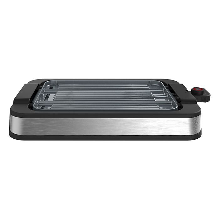 Alternate image 1 for PowerXL Indoor Grill & Griddle