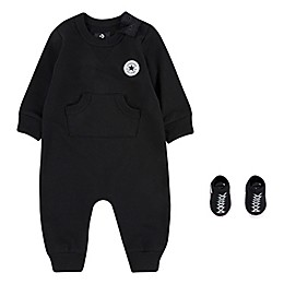 Converse 2-Piece Lil Chuck Coverall and Bootie Set