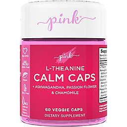 Pink® Theanine 60-Count Veggie Calm Caps
