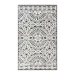 Bee & Willow Ashby Grey Ivory 27x45 Rug
