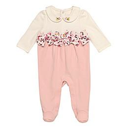 Baby Starters® Moonlit Garden Footie in Pink