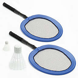 Black Series LED Badminton Set