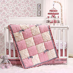 PS by the peanutshell™ Bella 3-Piece Crib Bedding Set in Pink
