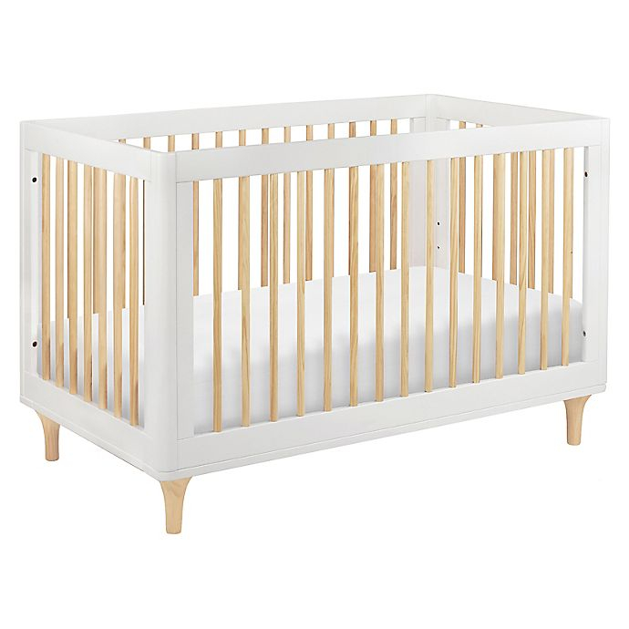Alternate image 1 for Babyletto Lolly 3-in-1 Convertible Crib