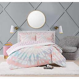Tie Dye Party 5-Piece Twin Comforter Set