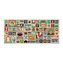 XYZ Blocks 1000-Piece Puzzle