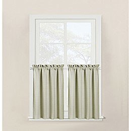 Wamsutta® Hotel 2-Pack 45-Inch Window Curtain Tier Pair