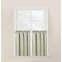 Wamsutta® Hotel 2-Pack 45-Inch Window Curtain Tier Pair in Sage