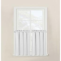 Wamsutta® Hotel 2-Pack 45-Inch Window Curtain Tier Pair