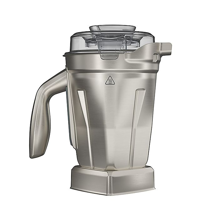 Alternate image 1 for Vitamix® 48 oz. Stainless Steel Container