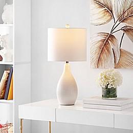 Safavieh Gremla Table Lamp in Cream