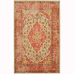 Mohawk Home® Prismatic Bellepoint 4' x 6' Area Rug in Gold