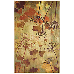 Mohawk® Home Prismatic Autumn Branches 2' x 3'4 Accent Rug in Red