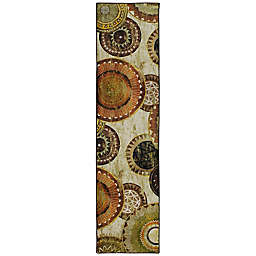 Mohawk Home® Prismatic Armindale 2' x 8' Runner in Brown