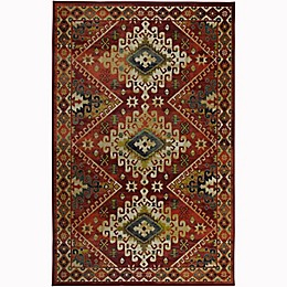 Mohawk Home® Prismatic Azuros Rug in Red