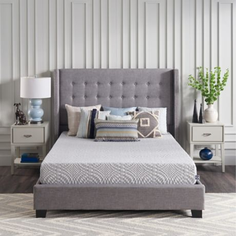 Sealy 8 Copper Gel Infused Memory Foam Medium Mattress Bed Bath Beyond