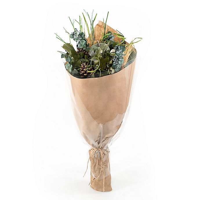 Alternate image 1 for Bee & Willow™ Home Sage Round Bouquet