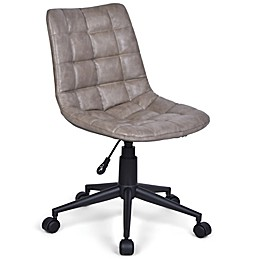 Simpi Home Chambers Swivel Office Chair