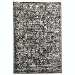 Jaipur Living Kachina 5'3 x 7'6 Area Rug in Blue/Grey