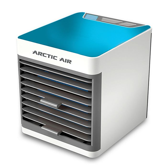 Arctic Air Ultra Personal Evaporative Air Cooler In White Bed Bath Beyond