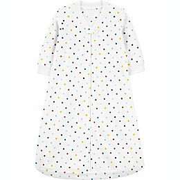 carter's® Polka Dot Fleece Sleep Bag in Ivory