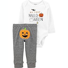 carter's® 2-Piece My First Halloween Bodysuit and Pant Set
