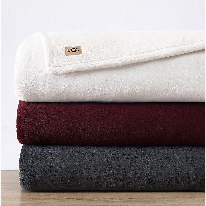 Alternate image 1 for UGG® Coco Blanket
