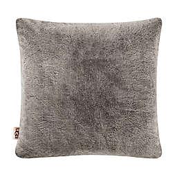 UGG® Dawson European Pillow Sham in Chocolate