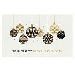 Mohawk Home® Prismatic Holiday Ornaments Rug in Gold