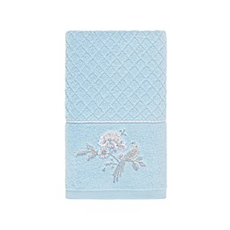 Wamsutta® Margate Hand Towel in Illusion Blue