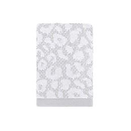 Wamsutta® Montville Fingertip Towel in Grey/Violet