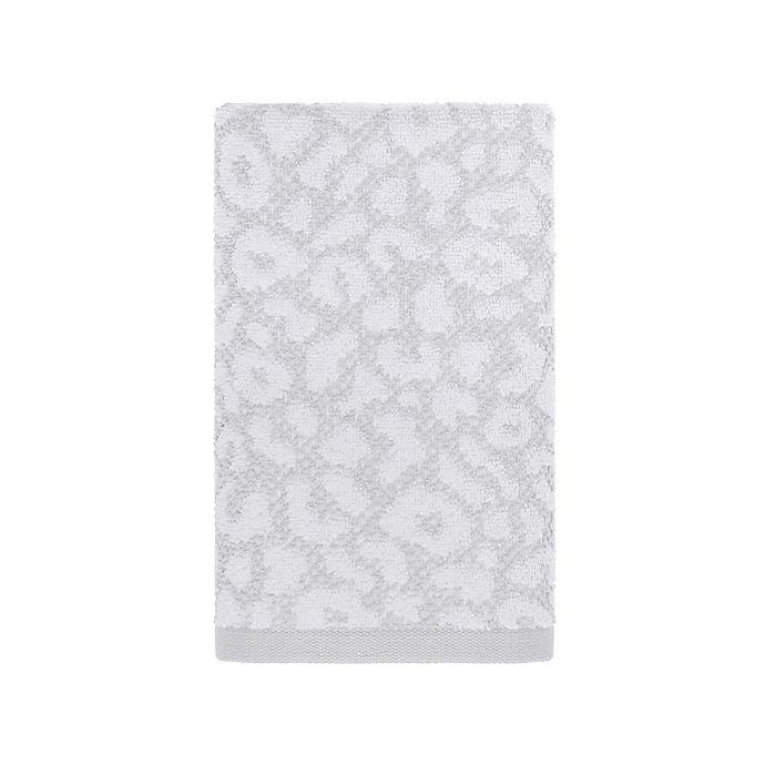 Alternate image 1 for Wamsutta® Montville Hand Towel in Grey/Violet