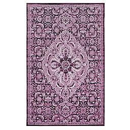 Mohawk® Home Prismatic Hayden 5' x 8' Area Rug in Purple/Multicolor