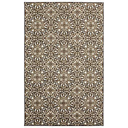 Mohawk Home® 2' x 3' Prismatic Amstel Accent Rug in Brown