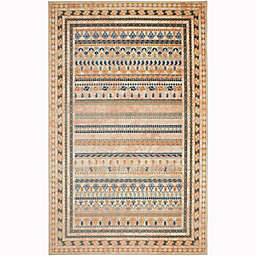 Mohawk Home® 8' x 10' Prismatic Alakol Area Rug in Gold