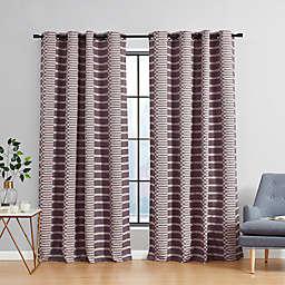 Urban Thread® Ranchester 108-Inch Grommet Room Darkening Window Curtain Panel in Berry