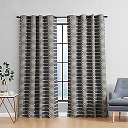 Urban Thread® Ranchester 108-Inch Grommet Room Darkening Curtain Panel in Charcoal (Single)