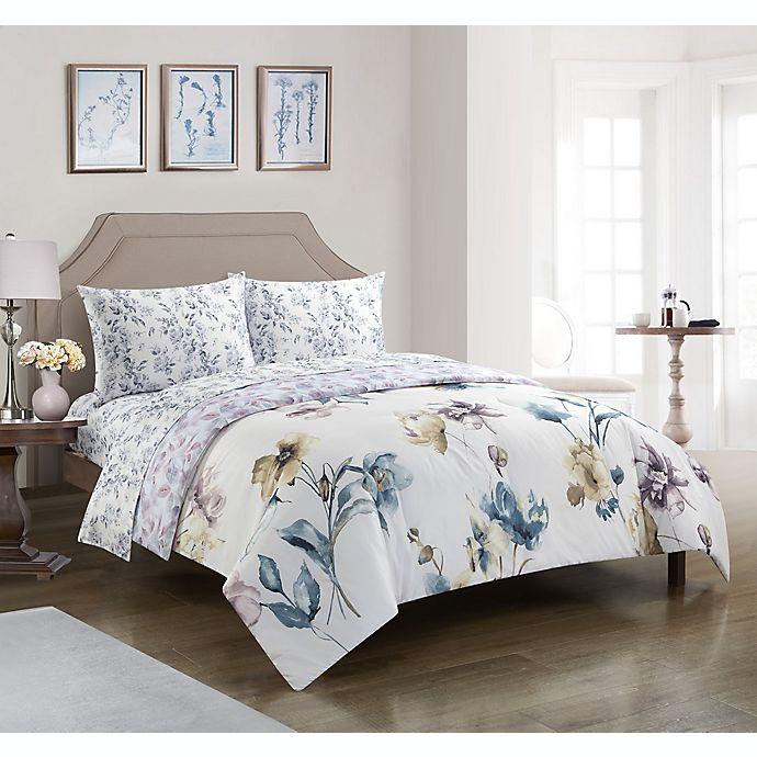 Alternate image 1 for Colchester 5-Piece Reversible Comforter Set