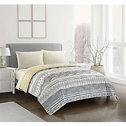 Vershire 5-Piece Reversible Full Comforter Set
