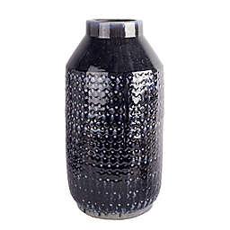 Home Essentials & Beyond 12.99-Inch Hand-Thrown Ceramic Decorative Vase in Off-White
