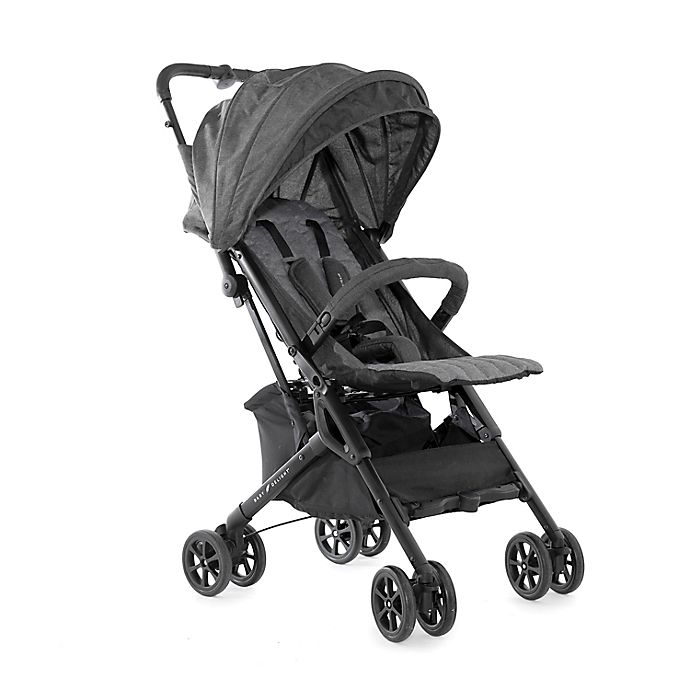 Alternate image 1 for Baby Delight® Go With Me™ Dart Ultra Compact Folding Stroller in Charcoal