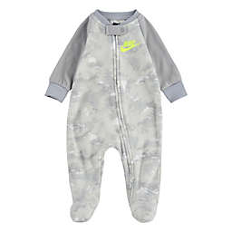 Nike® Camo Microfleece Footed Coverall