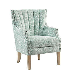 Madison Park® Hayworth Accent Chair in Light Teal