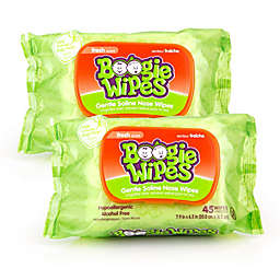 Boogie Wipes® 2-Pack 45-Count Saline Wipes in Fresh Scent